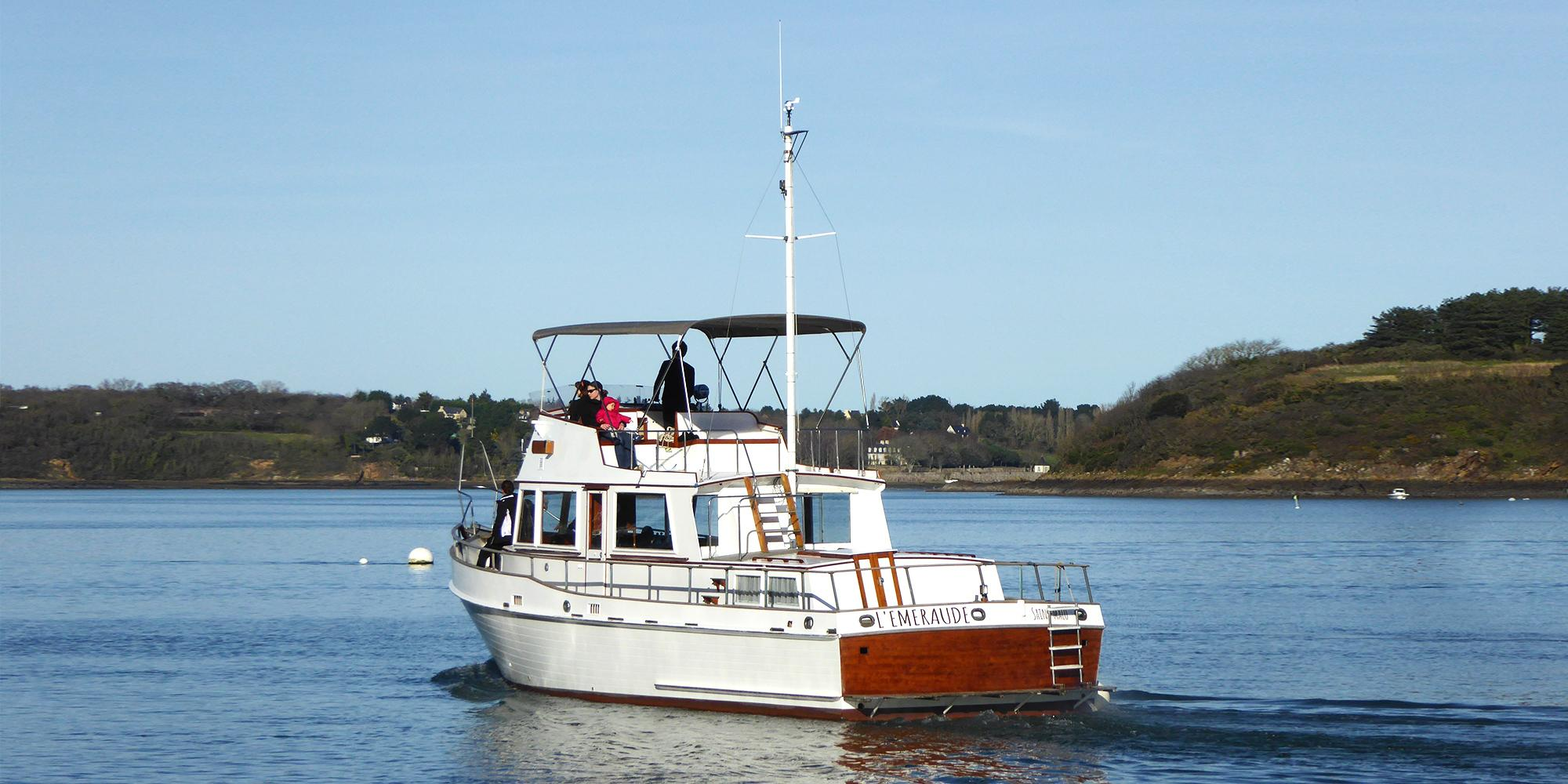 Dinard fishing tour with Croisieres Emeraude